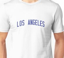 Reg Mackworthy 56 Los Angeles Baseball Shirt Eastbound and Down Unisex T-Shirt
