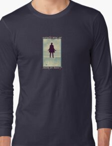 Back In Time Long Sleeve T-Shirt