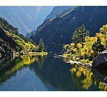 Gunnison River Photographic Print