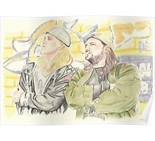 Jay and Silent Bob. Poster