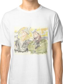 Jay and Silent Bob. Classic T-Shirt