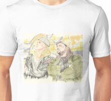 Jay and Silent Bob. Unisex T-Shirt