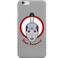 Steel Samurai iPhone Case/Skin
