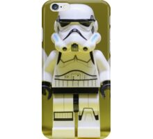 Lego Storm Troopers on Yellow iPhone Case/Skin