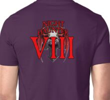 Konrad Curze - Sport Jersey Style (Night Haunter Alternate) Unisex T-Shirt