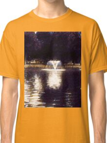 Oil painting. Classic T-Shirt