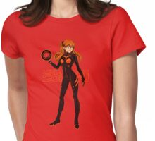 02 Asuka Womens Fitted T-Shirt