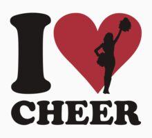 I love cheer by nektarinchen