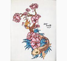 Koi fish with  blossom  T-Shirt