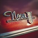 Chevy Nova 400 badge by htrdesigns