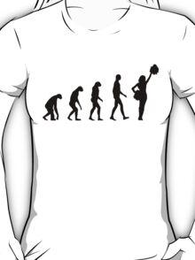 Evolution cheerleading T-Shirt