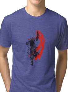Traditional Fighter Tri-blend T-Shirt