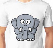 Alphabet Word Images , animal Unisex T-Shirt