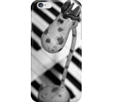 Le training de piano iPhone Case/Skin
