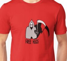 Free Hugs by The Death  (joke version) Unisex T-Shirt
