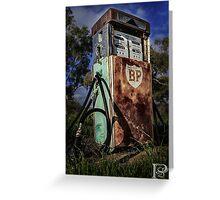 BP Bowser  Greeting Card