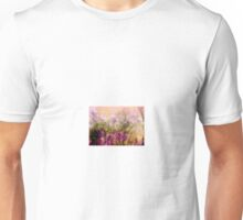 Tulips in the rain Unisex T-Shirt