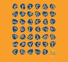 Rio 2016 Olympics - Follow the Summer Olympic Games Unisex T-Shirt
