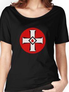 KKK Logo Women's Relaxed Fit T-Shirt