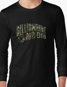 Billionaire Boys Club Asian Camo Long Sleeve T-Shirt
