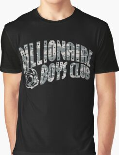 Billionaire Boys Club US Camo Graphic T-Shirt