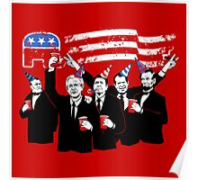 The Republican Party Poster