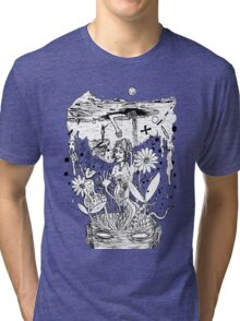 All You Need is Love.. and Doodles Tri-blend T-Shirt