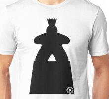 Meeples King Unisex T-Shirt