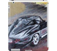 Corvette 1965 iPad Case/Skin