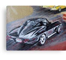 Corvette 1965 Canvas Print