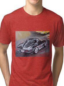 Corvette 1965 Tri-blend T-Shirt