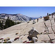 Glacial Erratics Photographic Print