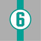 Rosberg 6 by Tom Clancy