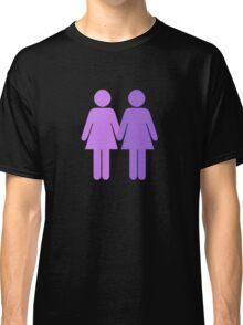 Girls Who Like Girls Classic T-Shirt
