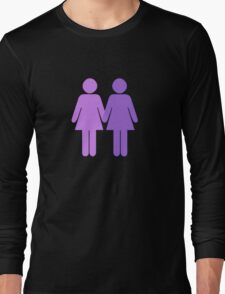 Girls Who Like Girls Long Sleeve T-Shirt