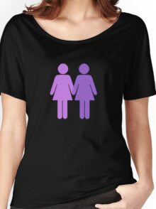 Girls Who Like Girls Women's Relaxed Fit T-Shirt
