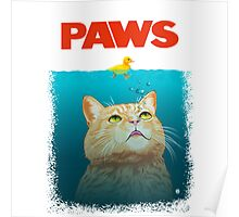 Paws! Poster