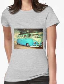 Holiday Home Womens Fitted T-Shirt