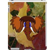 Baby Wooly Mammoth - pillow & tote design iPad Case/Skin