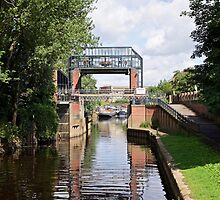 The Foss Barrier. by John (Mike)  Dobson