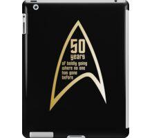 50 years of Star Trek iPad Case/Skin