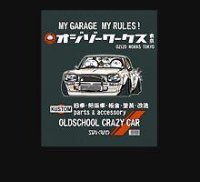 Crazy Car Art 0126 Unisex T-Shirt