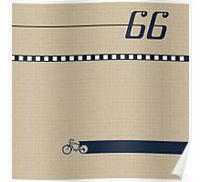 Pedal 66 Poster