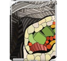Sushi illustration iPad Case/Skin