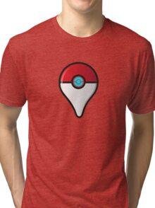 Pokestop Tri-blend T-Shirt