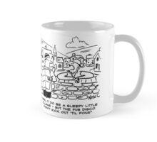 Sleepy Village and the Pub Disco Mug