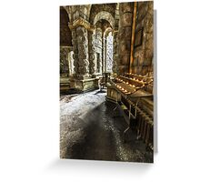 St Conans Kirk - Scotland Greeting Card