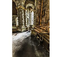 St Conans Kirk - Scotland Photographic Print