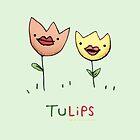 TuLIPS by Sophie Corrigan