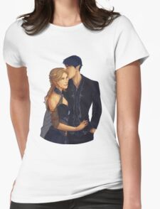 Feyre and Rhysand Womens Fitted T-Shirt